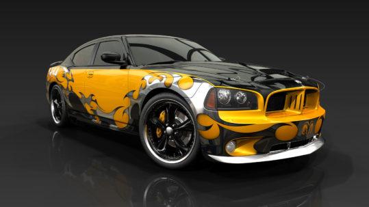 Custom Paint Ideas for Cars