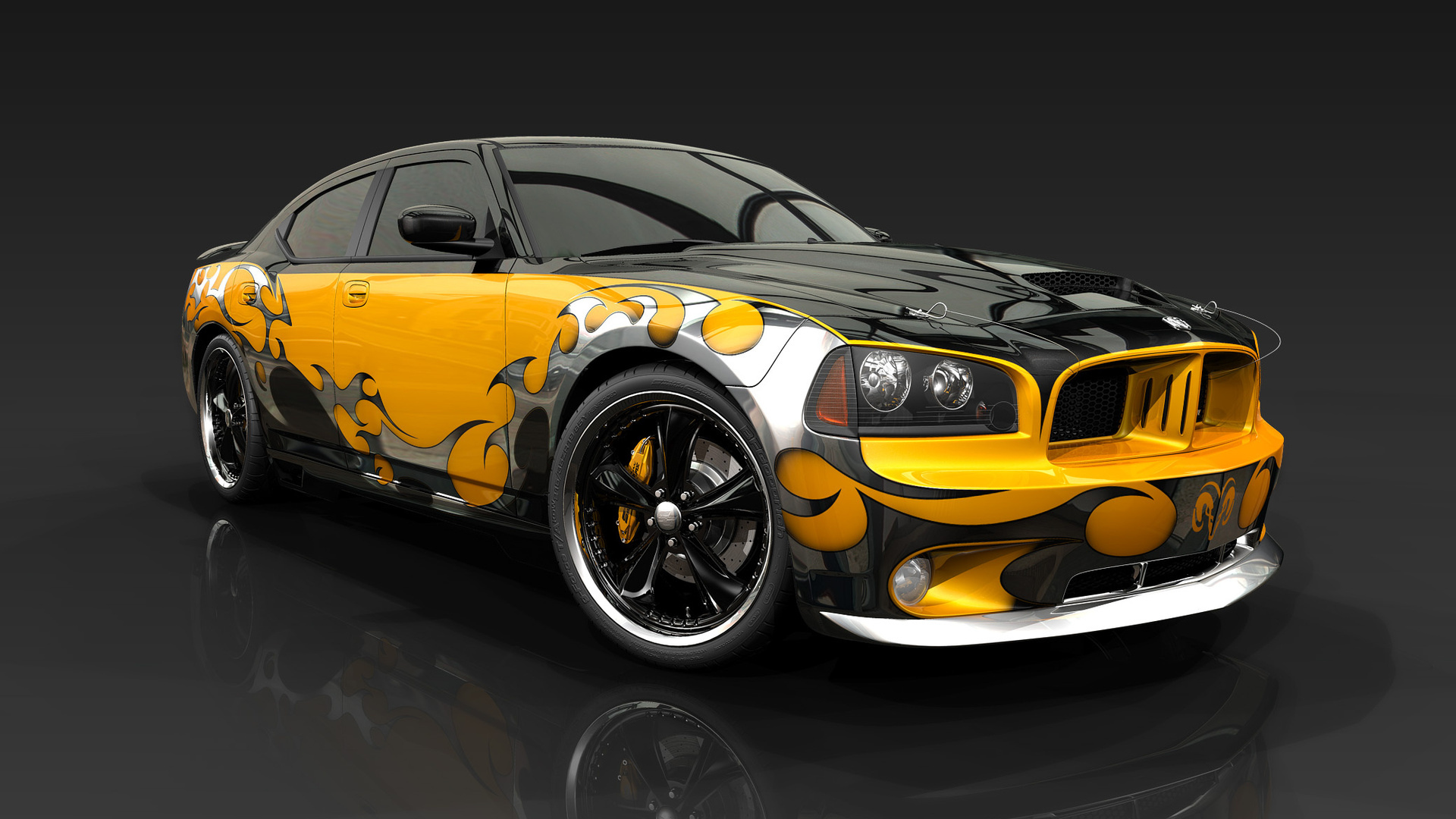 Custom Paint Ideas for Cars